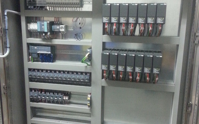 PS Automation & PS Electrics - MMI-consult